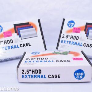Caja Externa Para Disco Duro 2.5 USB 3.0