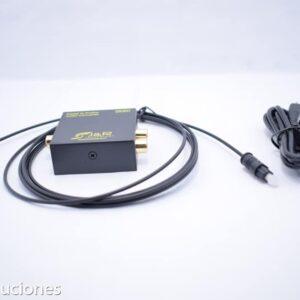 Convertidor De Audio Digital A audio Análogo