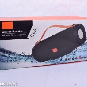 Parlante Portátil Bluetooth Charge E13