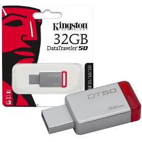 Memoria Kingston 32GB