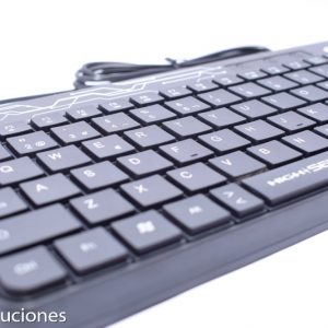 Mini teclado multimedia JYR TMJR 023