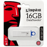 Memoria Kingston 16GB