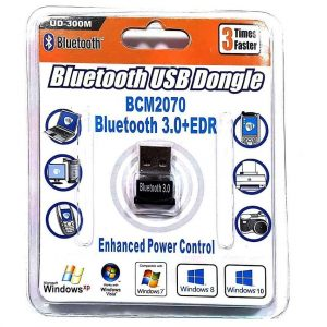 Adaptador Usb Bluetooth Mini 3,0