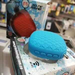 Parlante Selfie Bluetooth J5151 Jyr Tipo Llavero 5w Potencia