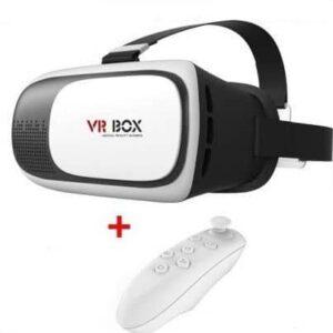 Gafas de realidad virtual + Control Remoto