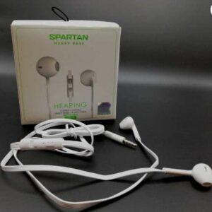 Manos libres 307S Cable plano Spartan
