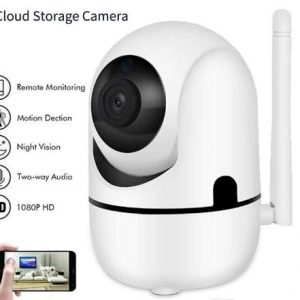 Camara IP WIFI auto tracking 2MP/SD