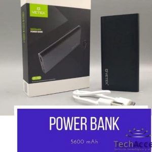 Power Bank 5600MAH vetex YP-703