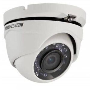 Cámara metálica domo Hikvision 1Mpx 2.8mm