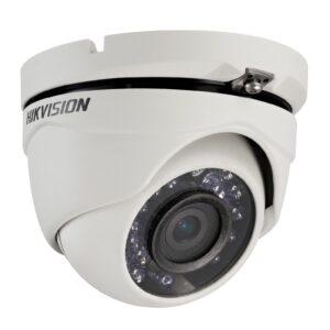 Cámara Hikvision Domo Metálico 1080p 2Mpx 2.8mm