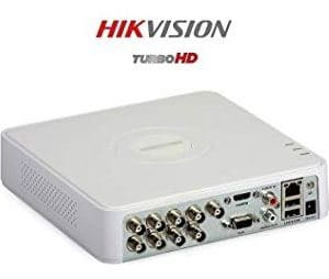 Mini DVR HIkvision 720P y 1080P HD 8 Canales