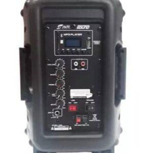 Cabina profesional de sonido J&R J5194 Recargable de 8″