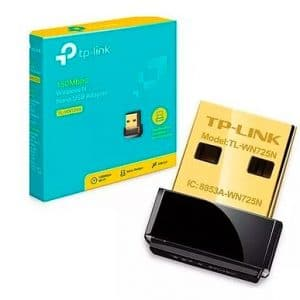 Adaptador inalámbrico Nano USB TL-WN725N