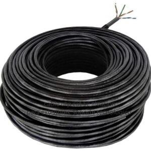 Cable UTP Categoría 5 Exterior x Metro