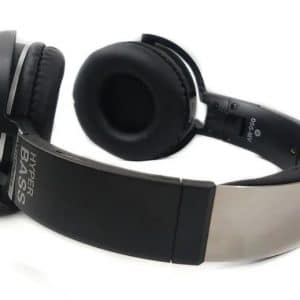 Diadema Bluetooth J&R 055-MV HYPER BASS