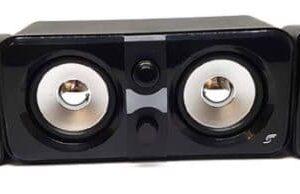 Parlantes Premium J&R J5201 USB 2.2CH