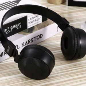 Diadema alámbrica stereo BK-03 Extra BASS