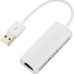 Adaptador / Convertidor red LAN RJ45 a USB