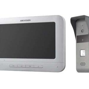 Kit de vídeo portero Hikvision DS-KIS203